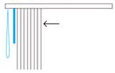 コード&バトン式:左操作左寄せ